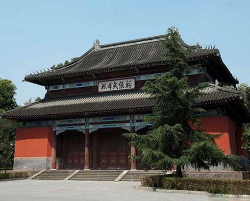 Woo-Hau-Temple